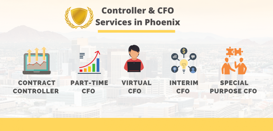 Controller & CFO Services in Phoenix