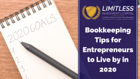 Bookkeeping Tips for Entrepreneurs to Live by in 2020