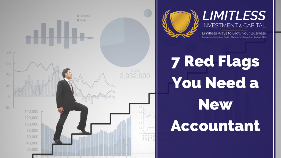 7 Red Flags You Need a New Accountant
