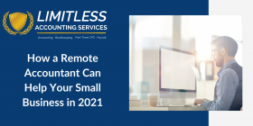 How a Remote Accountant Can Help Your Small Business in 2021