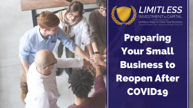 Preparing Your Small Business to Reopen After COVID19
