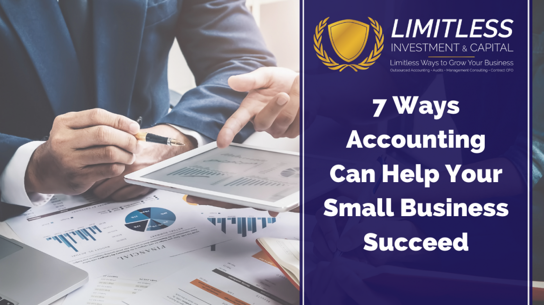 7 Ways Accounting Can Help Your Business Succeed