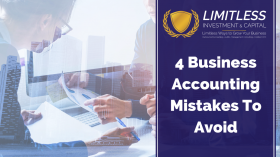 4 Business Accounting Mistakes To Avoid