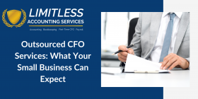 Outsourced CFO Services: What Your Small Business Can Expect