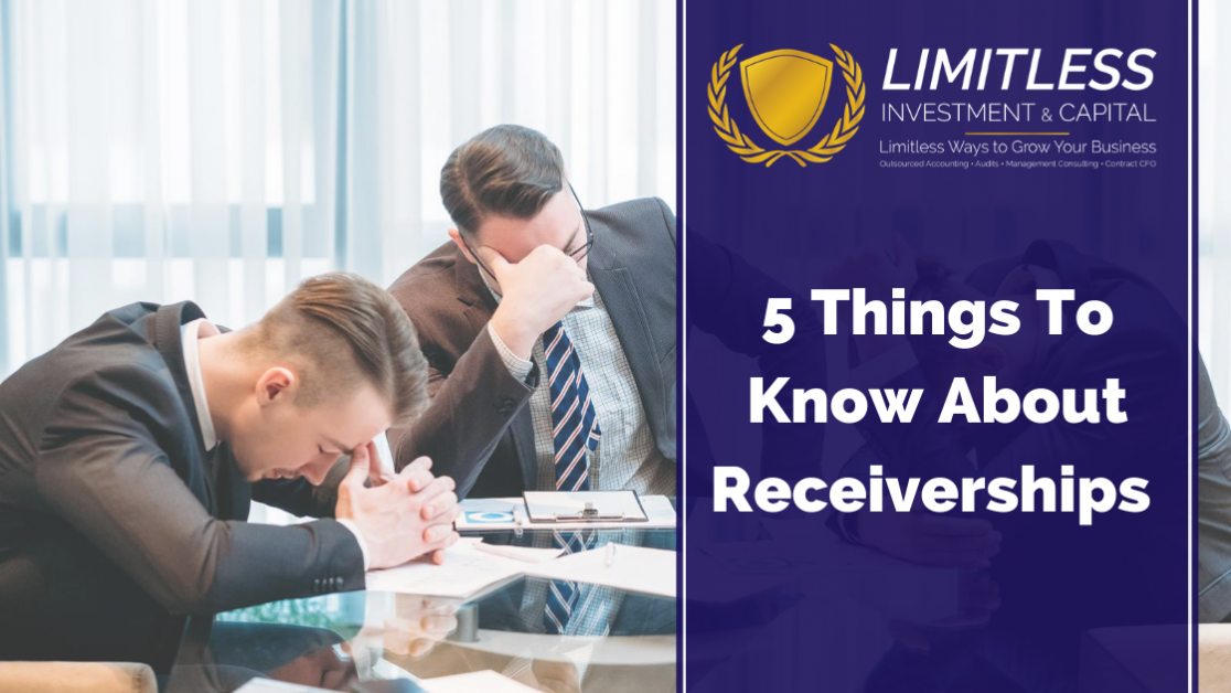 5 Things To Know About Receiverships