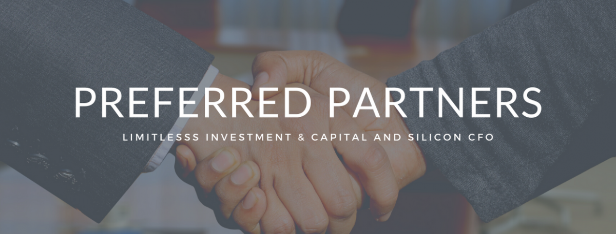 Preferred Partners: Limitless Investment & Capital and Silicon CFO