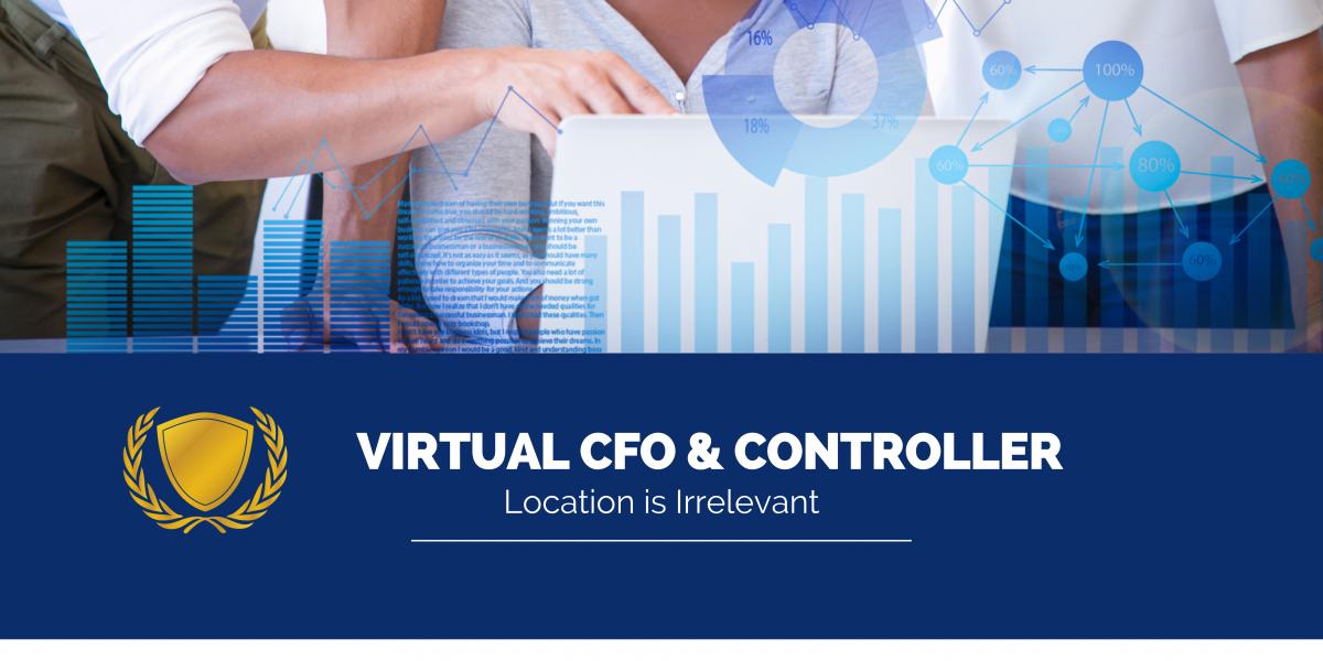 Virtual CFO & Controller Services