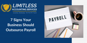 7 Signs Your Business Should Outsource Payroll