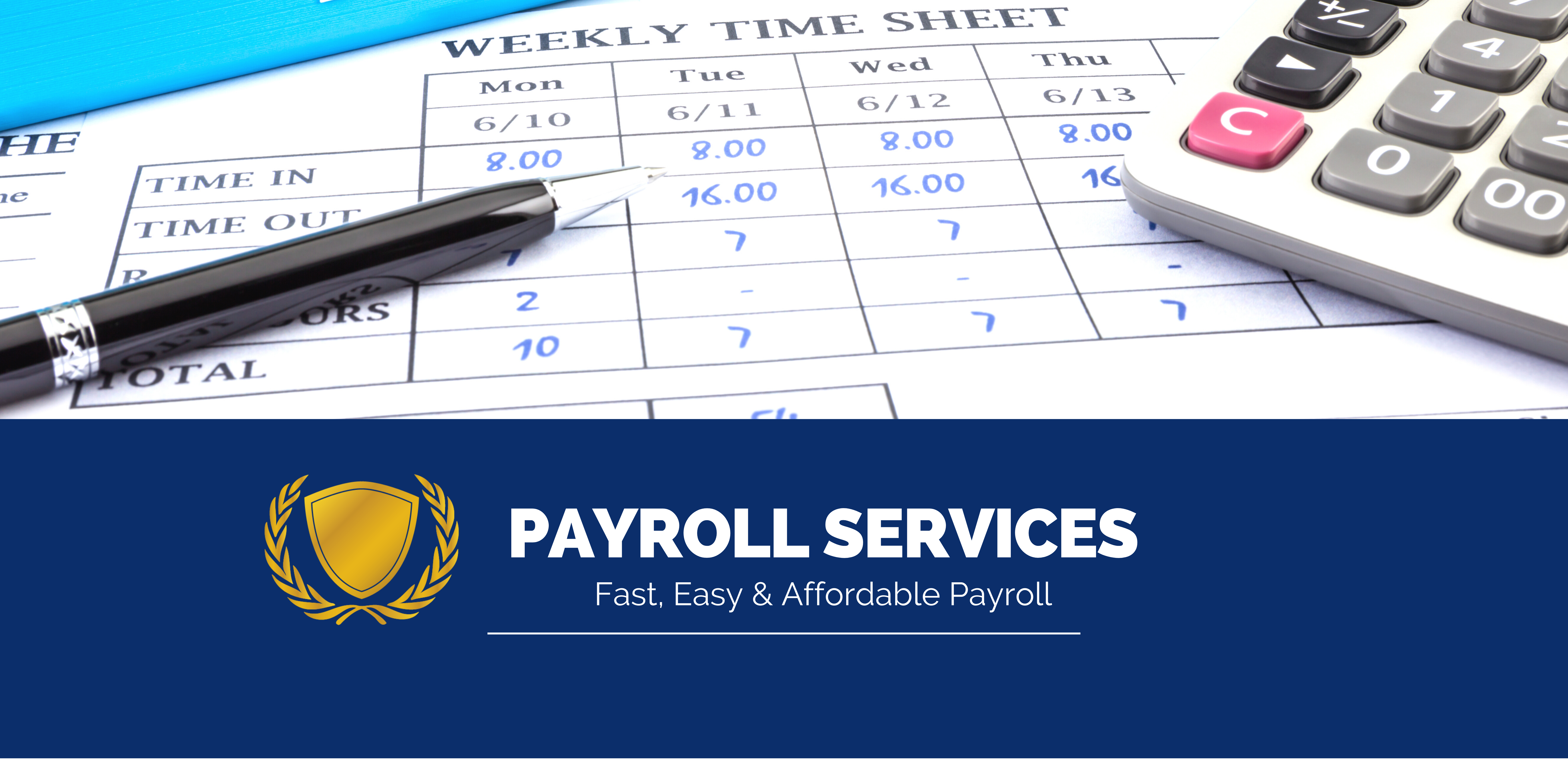 Payroll Services & Online Payroll Reports