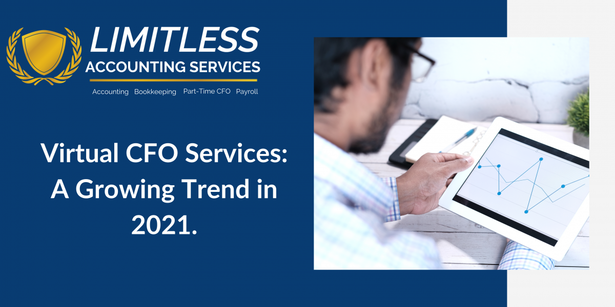 Virtual CFO Services: A Growing Trend in 2021