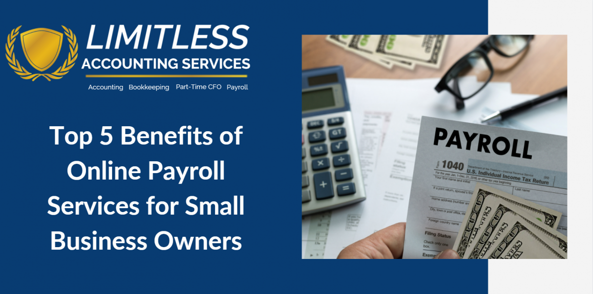 Top 5 Benefits of Outsourced Payroll