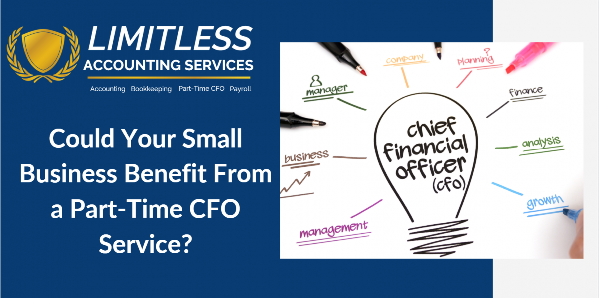Could Your Business Benefit From a Part-Time CFO Service