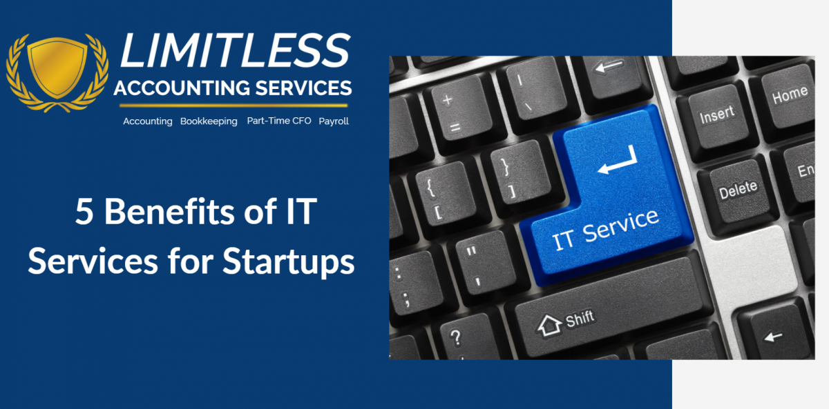 5 Benefits of IT Services for Startups