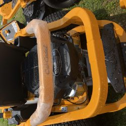 cub cadet mowers at LINE-X of Austin