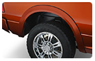 Vehicle StylingAdd that extra pizzazz to your truck, car or SUV by adding fender flares, grilles or door handle covers.