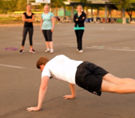 Transform your body with our fitness boot camp!