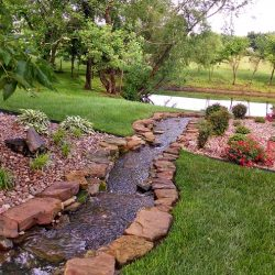 Landscaping Independence