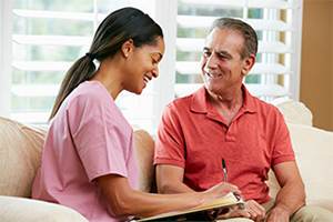 Enjoy professional and compassionate in-home care from LiveWell.