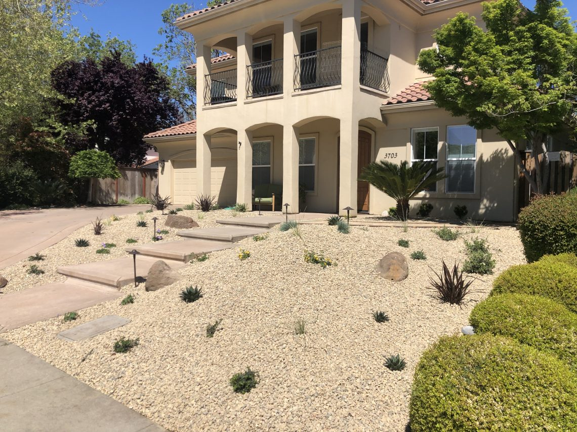 Sacramento Xeriscape Landscaping - Learn About Drought ...