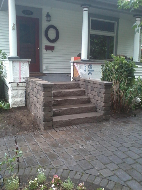 Steps And Amp Stairs Lawn And Landscape Gardens Ltd