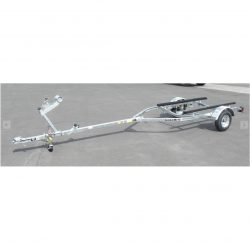 Get your 16 foot boat to the water in style with this galvanized boat trailer from LoadRite