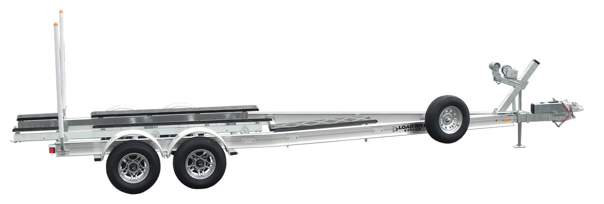 Our large boat trailers deliver every time. You'll find the best boat trailers for sale at LoadRite!