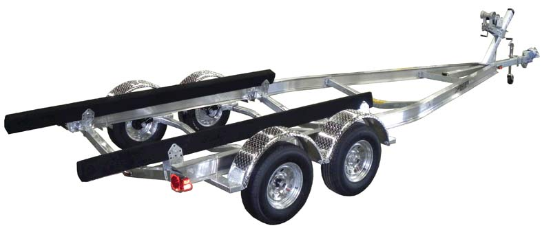If you need a large boat trailer that delivers, you'll find them right here at LoadRite.