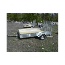 When you need a solid open deck utility trailer, check out this galvanized trailer from LoadRite.