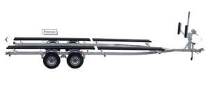 pontoon boat trailer