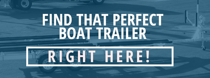 perfect boat trailer
