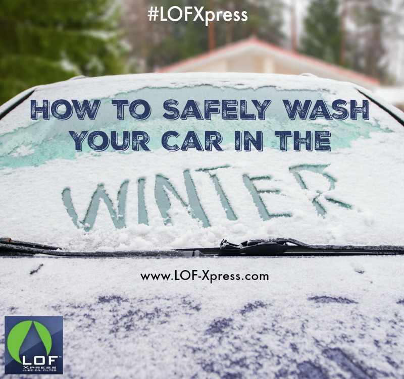 Washing Car In Winter >> How To Safely Wash Your Car In The Winter Oil Change Ames