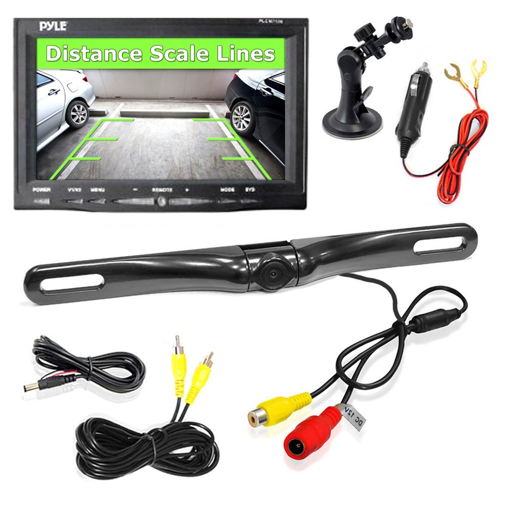 Funky Peak Wireless Backup Camera Manual Inspiration - Electrical ...