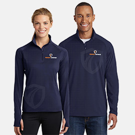 Long sleeve sweatshirts create an excellent corporate gift item.