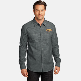 Embroidered shirts are a classy form or corporate gift items.