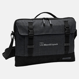High quality computer bags make excellent promotional gift ideas.