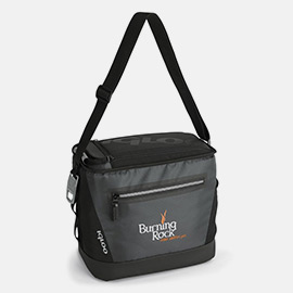 High quality and embroidered tote bag as a business promotional item.