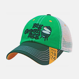 Corporate clothing such as promotional hats makes excellent marketing gifts.