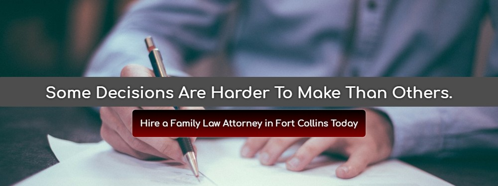 Family Law Attorney Legal Help For Those Living In Fort Collins