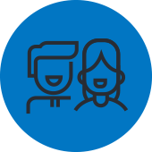 People Smiling Icon