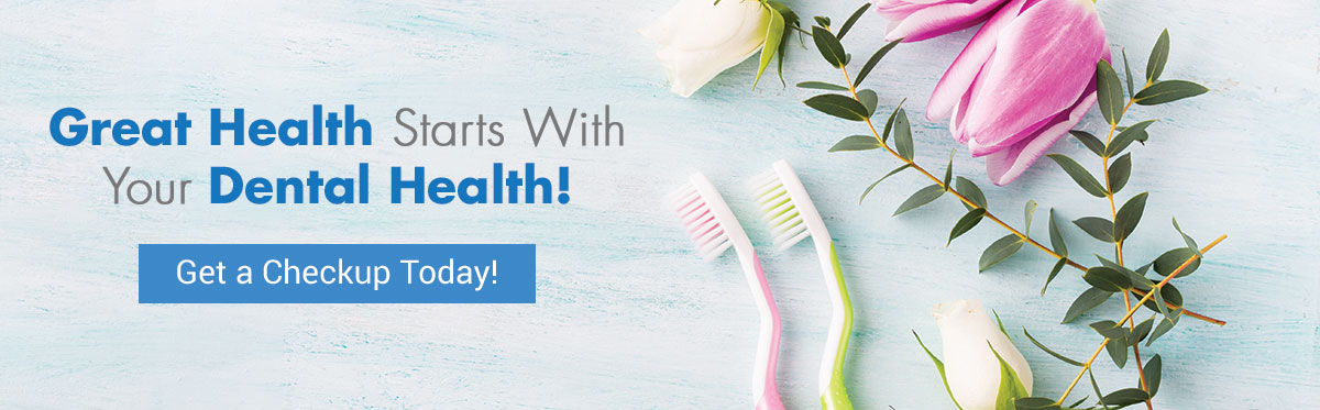 Great Dental Health Banner