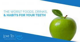 The Worst Foods, Drinks, and Habits for Your Teeth