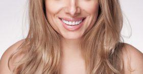 Young Woman Smiling Closeup