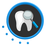 Tooth Exam Icon