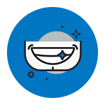 Full Smile Icon