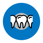 Strong Tooth Icon