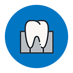 Jaw Deterioration Icon