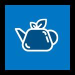 Hot Tea Kettle Icon