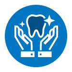 Comfortable Tooth Icon