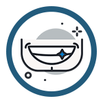 Healthy Smile Icon