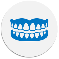 Gums and Teeth Icon